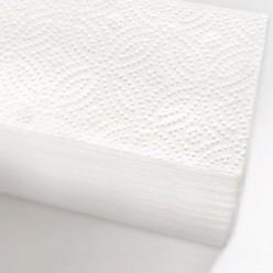 Листовые полотенца Z 1 сл ( отбеленная макулатура 35 гр