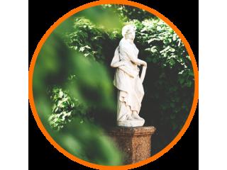 Советы и рекомендации по уходу за садовыми скульптурами – что позволит как можно дольше сохранить их привлекательный вид