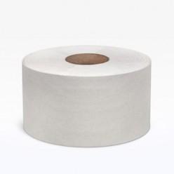 Туалетная бумага 200м (1-слой, светло-серая макул, 30 гр*1)