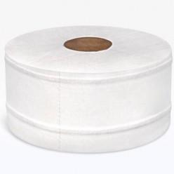 Туалетная бумага 240м (2-слой, белая), целлюлоза, 16 гр*2