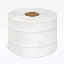 Туал. бумага с центр.вытяжкой 120м (2-сл., белая, h-13,4см). 16 гр*2