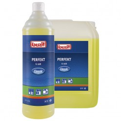 Профессиональное концентрированное универсальное сильнодействующее щелочное чистящее средство G 440 Perfekt 1 литр