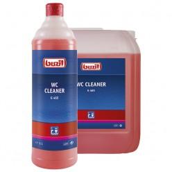 Профессиональное концентрированное густое чистящее средство на основе соляной кислоты G 465 WC-Reiniger 1 литр