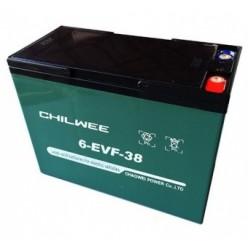 Аккумулятор Chilwee 6-EVF-38