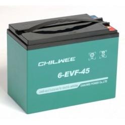 Аккумулятор Chilwee 6-EVF-45