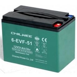 Аккумулятор Chilwee 6-EVF-51