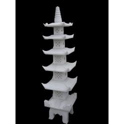 Пагода, мрамор