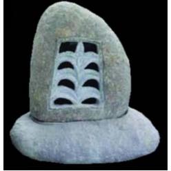 Камень-фонарь, Гранит