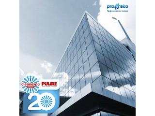 Международная выставка CleanExpo | PULIRE 2018