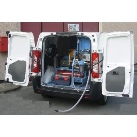 PTC Аппарат высокого давления PTC-1 в автофургоне