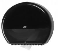 Tork Черный диспенсер Tork для туалетной бумаги в больших рулонах 554008