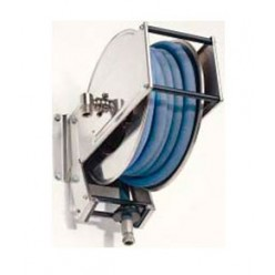 "Барабан AV 2200  для рукава длиной 20 м 1/2"" (нерж.) Ramex S.r.L."