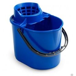 TTS Ведро Pit с отжимом 12 л синее