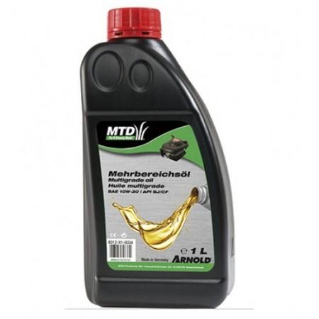 MTD Масло 4-тактное SAE 10W-30, 1л