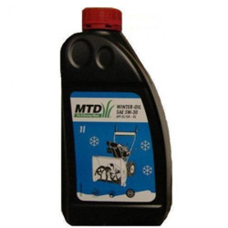 MTD Масло 4-тактное зимнее SAE 5W-30, 1л