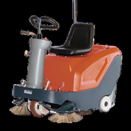 Подметальная машина Hako Sweepmaster B800 R