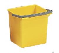 TTS Ведро Moplen 6 л желтое