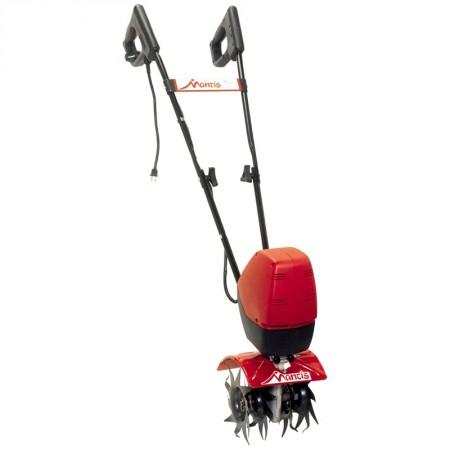Культиватор электрический Mantis Electro + опорная подставка