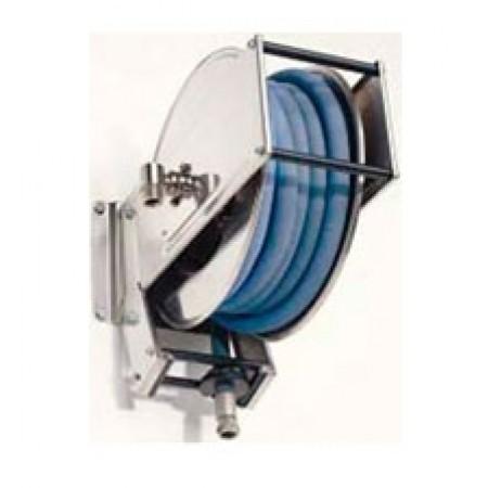 """Барабан окрашенный для рукава длинной 25 м 1/2""""  Ramex S.r.L."""