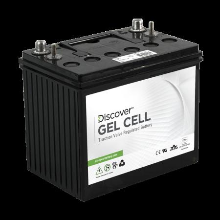 Аккумулятор Discover EV512G-080