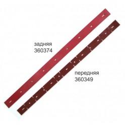 Комплект резиновых лезвий для Eureka E51