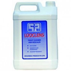 Granwax LOOCLENS - кислотный туалетный очиститель и растворитель известковых отложений