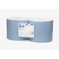 Tork Протирочная бумага в рулоне голубая (W1/W2)