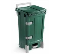 TTS  Контейнер Openup, 90 л темнозеленый