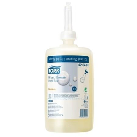 Tork Мыло-очиститель для рук Tork от жировых и технических загрязнений 420401