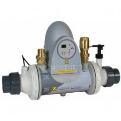 Теплообменник  Zodiac PSA Heat Line 40 кВт с блоком управления