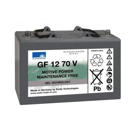 Аккумулятор Sonnenschein GF 12 070 V