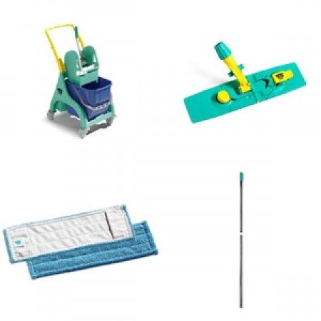 Инвентарь для уборки пола TTS Комплект для мытья полов 4