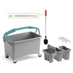TTS Комплект для уборки туалетных комнат
