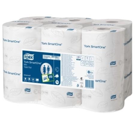 Tork Туалетная бумага в мини рулонах SmartOne