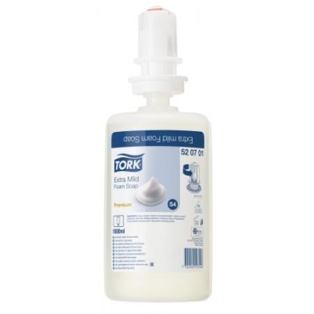 Tork жидкое мыло-пена ультрамягкое 520701