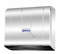 Palex Стандартный Z Диспенсер для полотенец с выдвижной бумагой Хромированный
