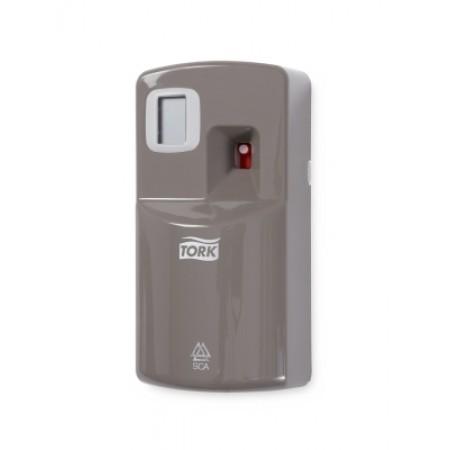 Tork Диспенсер для аэрозольного освежителя воздуха Tork серый 256055