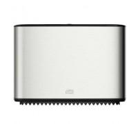 Tork Диспенсер Tork для туалетной бумаги в мини рулонах в алюминиевом корпусе 460006