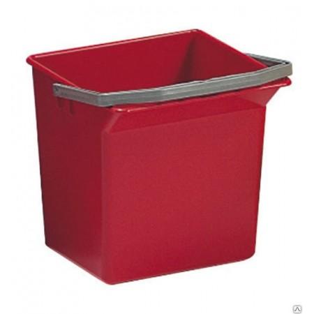 TTS Ведро Moplen 6 л красное