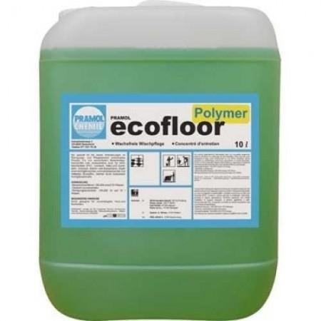Pramol Chemie ECOFLOOR POLIMER - средство для влажной чистки с блескообразующим эффектом