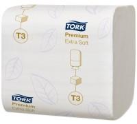 Tork Листовая туалетная бумага мягкая