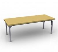 Скамья Для раздевалок с деревянным сидением ООО «КМК ЗАВОД» СН-1500