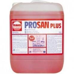 Pramol Chemie PROSAN PLUS - удаляет известковый налёт, оставляет приятный запах