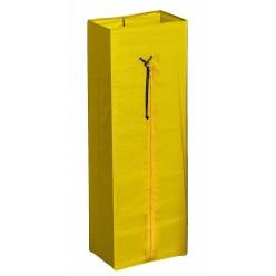 TTS Мешок с молнией 70 л желтый