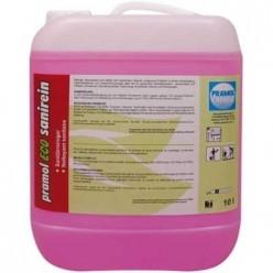 Pramol Chemie ECO-SANIREIN - средство изделий из керамики, пластмасс, хрома и нержавеющей стали