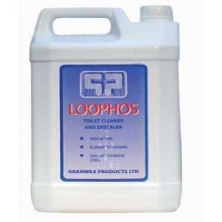 Granwax LOOPHOS - мягкий кислотный очиститель известковых отложений