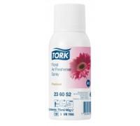 Tork Аэрозольный освежитель воздуха Tork, цветочный аромат 236052