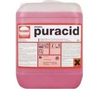 Pramol Chemie PURACID - удаляет трудно поддающиеся известковые отложения