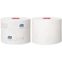 Tork Туалетная бумага Mid-size в миди рулонах 127530
