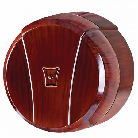 Palex Мини-практичный диспенсер для туалетной бумаги Деревянный